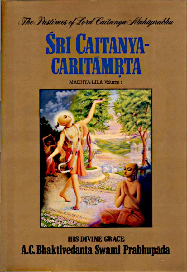 Šri Caitanya Caritamrta, Madhya lila, 1. del