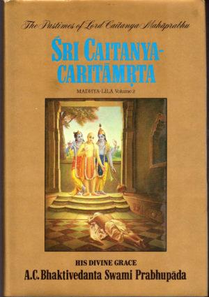 Šri Caitanya Caritamrta, Madhya lila, 2. del