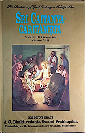 Šri Caitanya Caritamrta, Madhya lila, 4. del