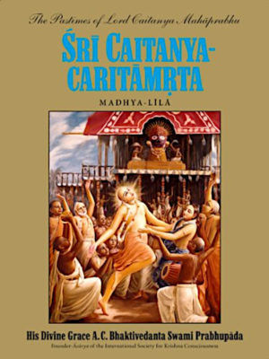 Šri Caitanya Caritamrta, Madhya lila, 5. del