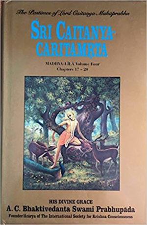 Šri Caitanya Caritamrta, Madhya lila, 7. del