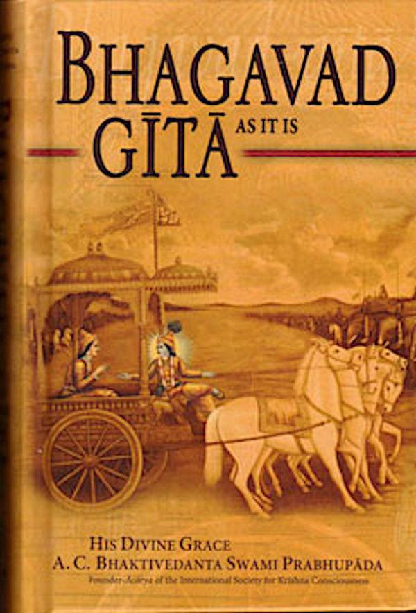 Bhagavad-Gita As It Is (Hardbound Mini)