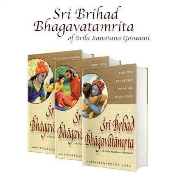 Šri Brihad Bhagavatamrita, 2. knjiga