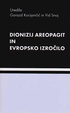 Dionizij Areopagit in evropsko izročilo