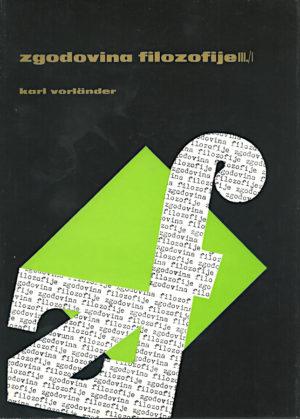 Zgodovina filozofije III./I