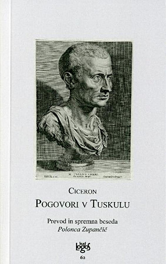 Pogovori v Tuskulu, Ciceron