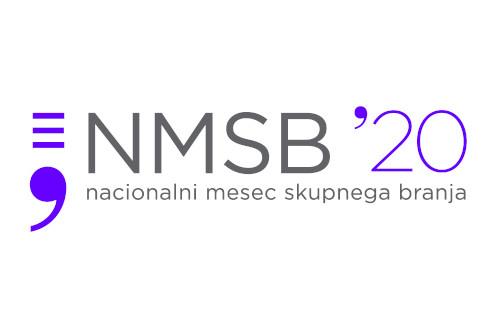 Nacionalni mesec skupnega branja v Celju