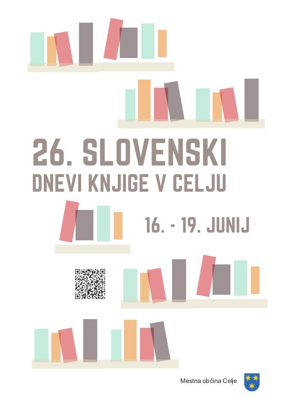 Slovenski dnevi knjige v Celju